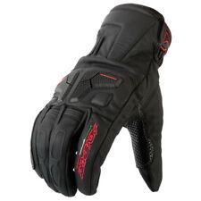 AGV Sport Gallant Leather Gloves Black