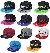 NEW VINTAGE RATCHET #RATCHETLIFE FLAT BILL SNAPBACK CAP HIP HOP HAT MANY COLORS