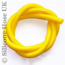 Silicone Vacuum Hose Tube Pipe Silicon Vac Hose Turbo Boost Dump Valve - Yellow