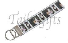 Entlebucher Mountain Dog Breed of Dog Matching | Keyring Key Ring | Bookmark
