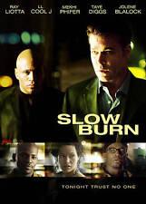Slow Burn (DVD, 2007, Canadian)