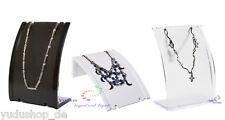Acryl Schmuckbüste Dekobüste Schmuckdisplay für Halskette Nr:121079