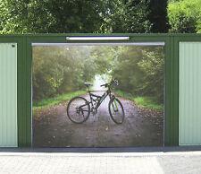 3D Mountain Bike 7 Garage Door Murals Wall Print Decal Wall Deco AJ WALLPAPER CA