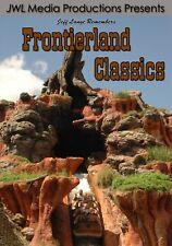 Walt Disney World DVD Frontierland Splash Mountain, Big Thunder, Country Bear