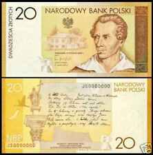 ■■■ Poland 20 zl 2009 SLOWACKI  Commemorative UNC Sold Out RARE in Folder ■■■■■