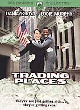 TRADING PLACES Widescreen DVD Eddie Murphy Dan Aykroyd Jamie Lee Curtis