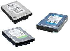 Western Digital 3,5 Zoll SATA PC Festplatte 80GB 160GB 250GB 320GB 500GB 1000GB