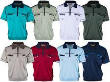 Polohemd Poloshirt für Herren von SOUNON®, verschiedene Farben - Größe M bis 5XL