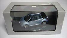 VOLKSWAGEN VW NEW BEETLE CABRIO BLU 1:43 AUTOART