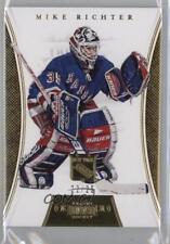 2012-13 Panini Dominion Gold #73 Mike Richter New York Rangers Hockey Card
