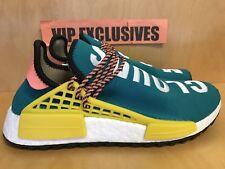 4400caee5 Adidas NMD Human Race Trail Pharrell Williams Sun Glow Hu Clouds Teal AC7188