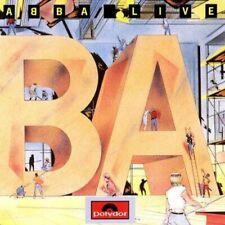 ABBA - Abba Live - ABBA CD 8AVG The Cheap Fast Free Post The Cheap Fast Free