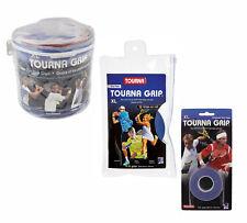 Tourna Grip Original XL Pack Tennis Overgrip Blue - Free P&P