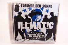 ILLMATIC - OFFICILLZ BOOTLEG / DER JUNGE ILLZ CD Kool Savas Snaga & Pillath FDS