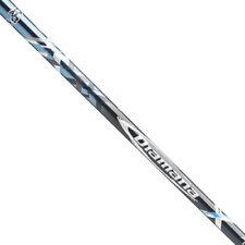 Mitsubishi Diamana X-Series 70 Graphite Shaft + Adapter & Grip