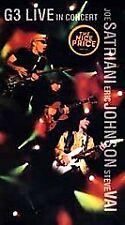 G3 - Live in Concert (1997, VHS) Satriani Johnson Vai!!