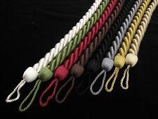2 grande corda TENDINE fermatende spessi 100cm lungo - 2.5cm diametro
