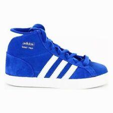 release date 0fb18 552b1 Scarpe Adidas Basket Profi I Td Q35041 Bambino Sportive Alte Camoscio Blue  Nuovo