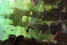 RGC Huge Poster - Gravity Rush Remastered PS4 Vita - EXT238