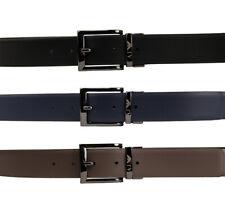 Armani Jeans Herren Gürtel one size und wendbar in schwarz blau braun