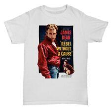 James Dean Rebal sin causa japonés chino peli película Karate Camiseta