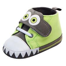 Baby Jungen Mädchen Baumwolle Schuhe Turnschuhe Kleinkind Casual Krippe