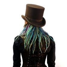 100% wool Brown Top Hat