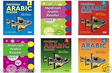 Madinah Arabic Reader : (Full Set Vol.1 to 6)