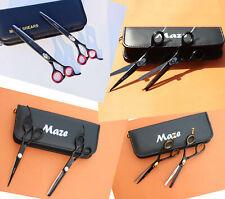 Professional Hairdressing Thinning & Barber Salon Scissors set Japanese Steel J2