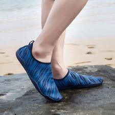 Men's Water Shoes Slip On Aqua Socks flexible Pool Beach Swim Surf Yoga-1