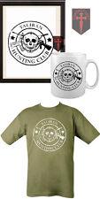 Taliban Hunting Club A4 POSTER, tazza e t shirt Tutte le Taglie (Verde militare