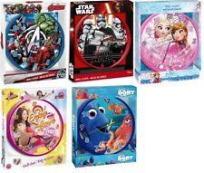 Disney Wanduhr in verschiedenen Motiven: Frozen / Eiskönigin, StarWars, Avengers
