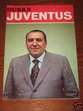 HURRA' JUVENTUS 1973/7 ALTAFINI MENNEA ITALIA ENGLAND *