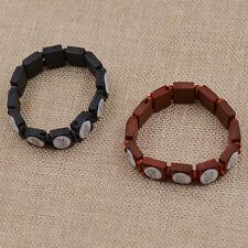 Fashion Muslim Pendant Bracelet Bangle Islamic Jewelry Gift Black Brown New