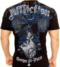 Affliction GSP WARCREST T-Shirt XL NWT NEW Black