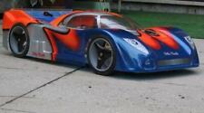 Carrozzeria Body JAGUAR XRS 1/8 Scala GT2 360mm RC car+ adesivi + alettone