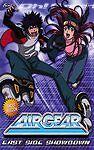 Air Gear, Vol. 1 - East Side Showdown (Uncut), Good DVD, ,