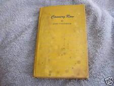 Cannery Row John Steinbeck 1945