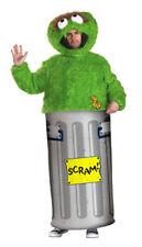 Oscar the Grouch Adult Men's Halloween Costume