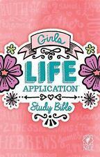 GIRLS LIFE APPLICATION STUDY BIBLE - TYNDALE HOUSE PUBLISHERS, INC. (COR) - NEW