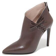 4501N tronchetto donna MIU MIU marrone shoes boots woman