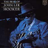 John Lee Hooker - The Best Of John Lee Hooker: 1991 Music Club CD Album (Blues)