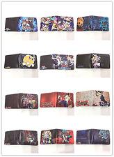 Anime Yu-Gi-Oh Duel Monsters Logo boys girls Credit Card purse New Short Wallet