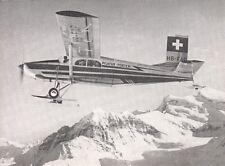 X386) AVIAZIONE, PILATUS PC - 6 PORTER, SVEZIA.