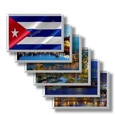 CU - Cuba - frigo calamite frigorifero souvenir magneti