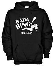 Felpa Fun hoodie KJ777 Bada Bing New Jersey Night Club Spogliarelliste Donne