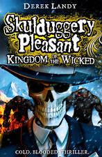 Skulduggery Pleasant: Kingdom of the Wicked by Derek Landy-9780007480227-G027