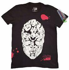 **License** JoJo's Bizarre Adventure Human to Vampire Stone Mask T-Shirt #90014
