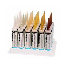 Unika ColorSealant 310ml Acrylic Gap Filler Mastic. Wood Colours Waterproof
