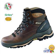 CALZATURE Trekking Grisport suola Vibram fodera GriTex art. 11205 Made Italy